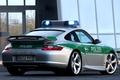 Картинка 911, Porsche, carrera, polizei