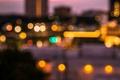 Картинка широкоэкранные, размытие, HD wallpapers, city, обои, город, огни, полноэкранные, background, макро, широкоформатные, фон, macro, боке, ...