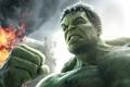 Картинка злость, Халк, Hulk, комикс, Avengers: Age of Ultron, Мстители: Эра Альтрона