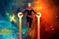 Картинка Кэрол Денверс, Капитан Марвел, comics, MARVEL, комикс, Carol Danvers, Captain Marvel