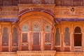 Картинка Индия, Мехрангарх, крепость, фасад, Джодхпур