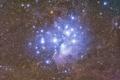 Картинка Плеяды, Звёздное скопление, M-45