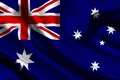 Картинка Австралия, Flag, Australia, Флаг, Текстура, Австралийский Союз