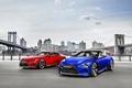 Картинка красный, Lexus, седан, лексус