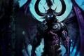 Картинка демон, wow, world of warcraft, иллидан, illidan