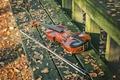 Картинка скамья, скрипка, музыка