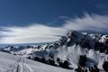 Картинка Wirzweli, Switzerland, snow, ALPS