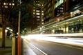 Картинка Улица, огни, дорога