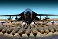 Картинка Самолет, Оружие, Ракеты, Бомбардировщик, Аэродром, Боекомплект, Вооружение, Dynamics, Оснащение, Тактический, General, Торпеды, F-111, Бомбы