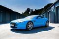 Картинка Aston Martin, Wraps, Monster, db8