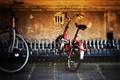 Картинка стоянка, велосипед, город