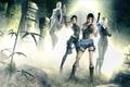 Картинка Amanda Evert, Tomb Raider: Underworld, Lara Croft, Jacqueline Natla