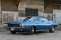 Картинка Мускул кар, фон, 1970, Muscle car, 426, Hemi, Challenger, Додж, Dodge, Челенжер, передок, RT SE