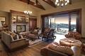 Картинка стиль, гостиная, интерьер, вилла, терраса, камин, дизайн