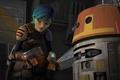 Картинка animated series, Звездные войны: Повстанцы, Star Wars: Rebels, Чоппер, Сабина