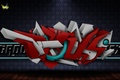 Картинка FireX, граффити, trouble