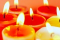 Картинка Свечи, огонь, пламя