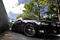 Картинка BMW, black, tuning