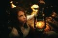 Картинка девушка, лампа, TJ Drysdale