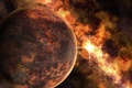 Картинка космос, пространство, планеты