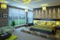 Картинка комната, стиль, интерьер, 3ds max, квартира, дом, спальня, дизайн