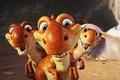Картинка Ice age, ледниковый период, динозавры, мультфильм