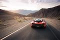 Картинка McLaren, Extra, Hypercar, Game, Valley, Orange, Volcano, Death, Exotic, Rear, Supercar, Sand