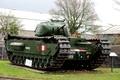Картинка Churchill Mark II, пехотный танк, тяжёлый, британский, WW2