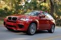 Картинка красный, BMW