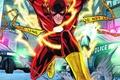 Картинка city, comics, flash, barry allen