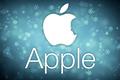 Картинка Apple, Winter, Snow, Steve Jobs
