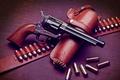 Картинка оружие, патроны, Colt