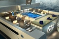 Картинка pool, luxury, exterior, spaces aboard, yacht CUBE
