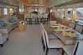 Картинка дизайн, стиль, интерьер, яхта, салон, люкс, столовая