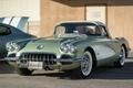 Картинка Corvette, Chevrolet, Шевроле, классика, Корвет