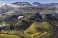 Картинка Исландия, горы, Iceland, аэрофотосъемка, аэросъемка