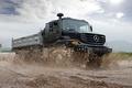 Картинка Машины, грузовик, грязь, zetros, off, road
