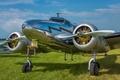 Картинка самолет, трава, поле, музей