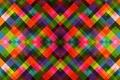 Картинка цвет, радуга, симметрия, узор, линии, ткань, квадрат