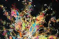Картинка энергия, цвета, взрыв эмоций