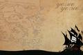 Картинка Интернет, корабль, карта, pirate bay, пиратство