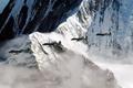 Картинка горы, скала, самолёт, аляска, Pacific Alaska Range Complex, A-10, тренировочный полёт, Thunderbolt
