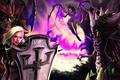 Картинка Heroes of the Storm, sarah kerrigan, crusader, Crusader of Zakarum, Lord of Terror, Zagara, Broodmother ...