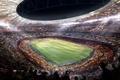 Картинка Футбол, Стадион, Барселона, Рисунок, Камп Ноу, Camp Nou