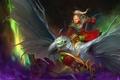 Картинка дракондор, World of warcraft, wow, эльф крови, blood elf