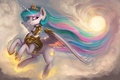Картинка My Little Pony: Friendship Is Magic, by Rain-Gear, фэнтези, Принцесса Селестия, Princess Celestia
