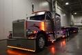 Картинка Truck, Peterbilt, Other Technics, Silver