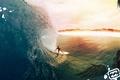 Картинка Серфинг, волна, пляж