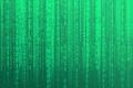 Картинка tex, matrix, green
