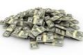 Картинка деньги, куча, Доллары, баксы